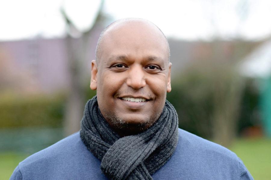 Aman Yoseph, neuer Stadtverordneter für Wiesbaden