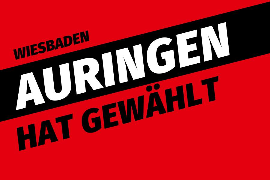 Ortsbeiratswahl Wiesbaden-Auringen 2021